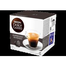 NESCAFÉ DOLCE GUSTO Nescafé Dolce Gusto Espresso Intenso kávékapszula, 16 db konyhai eszköz