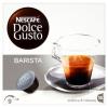 NescafÉ Nescafé Dolce Gusto Barista őrölt pörkölt kávé 16 db 120 g