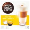 NescafÉ Nescafé Dolce Gusto Latte Macchiato őrölt pörkölt kávé és tejpor cukorral 2 x 8 db 194,4 g