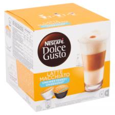 Nestlé Nescafé Dolce Gusto Latte Macchiato cukormentes kapszula 16db (12120283) kávé