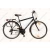 """Neuzer Ravenna 50 férfi alumínium vázas trekking kerékpár, merevvillás fekete/kék 19"""""""