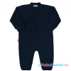 NEW BABY Baba kezeslábas New Baby Classic II sötét kék 62 (3-6 h)