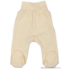 NEW BABY Baba lábfejes nadrág New Baby bézs   Bézs   62 (3-6 h)