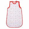NEW BABY Baba meleg hálózsák New Baby Hedgehog piros