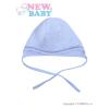 NEW BABY Baba sapka New Baby kék | Kék | 56 (0-3 h)