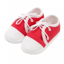 NEW BABY Baba tornacipő New Baby piros 3-6 h gyerek cipő