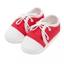NEW BABY Baba tornacipő New Baby piros 6-12 h gyerek cipő
