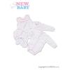 NEW BABY Együttes New Baby Classic | Fehér | 56 (0-3 h)