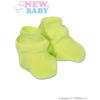 NEW BABY Gyerek cipőcske New Baby zöld