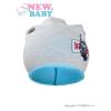 NEW BABY Gyerek őszi sapka New Baby In-line szürke - türkiz | Szürke | 110 (4-5 éves)