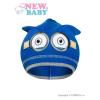 NEW BABY Gyerek őszi sapka New Baby mimon sötét kék | Kék | 110 (4-5 éves)
