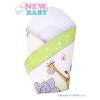 NEW BABY Gyerek pólya New Baby zöld szafari | Zöld |