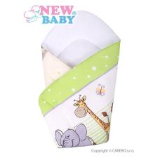 NEW BABY Gyerek pólya New Baby zöld szafari | Zöld | pólya