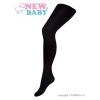 NEW BABY Harisnya mikroszállal New Baby fekete   Fekete   140 (9-10 éves)