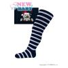 NEW BABY Karácsonyi pamut harisnyanadrág New Baby sötét kék rénszarvassal   Sötét kék   68 (4-6 h)