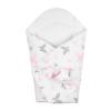 NEW BABY | Lepkék | Pólya kókusz betéttel és masnival New Baby fehér pillangó | Fehér |