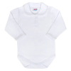 NEW BABY Luxus pamut baba body New Baby Princess fehér | Fehér | 74 (6-9 h)