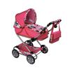 NEW BABY   Nem besorolt   Gyermek babakocsi babáknak 2az1-ben New Baby Veronika   Rózsaszín  