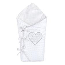 NEW BABY | Nem besorolt | Luxus megkötős pólya Minka New Baby fehér 75x75 cm | Fehér | pólya