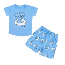 NEW BABY   New Baby Dream   Gyermek nyári pizsama New Baby Dream kék   Kék   68 (4-6 h)