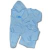 NEW BABY Ötrészes együttes New Baby kék | Kék | 62 (3-6 h)