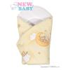 NEW BABY Pólya New Baby sárga maci | Sárga |