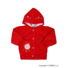 NEW BABY Szemis pulóver kapucnival