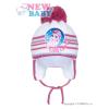 NEW BABY Téli gyermek sapka New Baby Lisa sötét rózsaszín | Rózsaszín | 104 (3-4 éves)