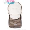 NEW BABY Téli lábzsák New Baby Classic Flece barna | Barna |
