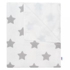 NEW BABY Vízálló flanel alátét New Baby csillagok pelenka