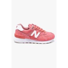 New Balance - Cipő WL574CHE - korall - 1309401-korall