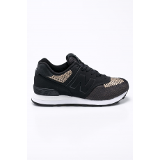 New Balance Cipő WL574FAA - fekete