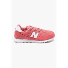 New Balance - Gyerek cipő GC574CE - korall - 1313402-korall