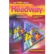 New Headway Elementary Third Edition Studenťs Book s anglicko-českým slovníčkem – John Soars idegen nyelvű könyv