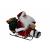 Nexos Karácsonyi dísz - Santa Claus szánkón