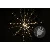 Nexos Karácsonyi LED világítás - meteorzápor- meleg fehér, 120 LED