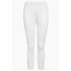 Next , Crop fazonú jeggings, Fehér, 6R (759029-WHITE-6R)