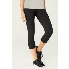 Next , Crop Leggings, Fekete, 8S (937906-BLACK-8R)