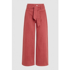 Next , Culotte farmernadrág, Korall, 20R (306774-BROWN-20R)