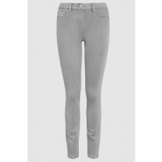 Next , Farmer jeggings, Világosszürke, 12R (590830-GREY-12R)