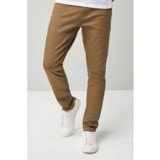 Next , Skinny fit farmernadrág, Barna, 28R (579096-BROWN-28R)