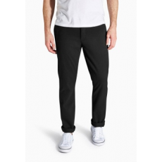 Next , Slim fit chino nadrág, Fekete, 36XL (748493-BLACK-36XL)