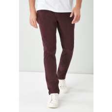Next , Slim fit farmernadrág, Bordó, 30S (584985-RED-30S)