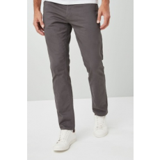 Next , Slim fit nadrág, Sötétszürke, 36R (641425-GREY-36R)