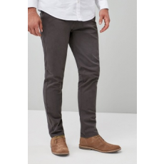 Next , Straight fit chino nadrág, Drapp, 32S (586563-GREY-32S)