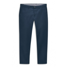 Next , Super skinny fit chino nadrág, Tengerészkék, 30R (569684-BLUE-30R)