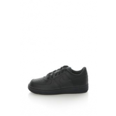 Nike , Air Force 1 Bőr Sneakers Cipő, Fekete, 34 EU (314193-009-2.5y)