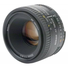Nikon AF 50 mm 1/1.8 D objektív