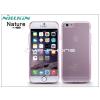 Nillkin Apple iPhone 6/6S szilikon hátlap - Nillkin Nature - pink