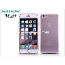 Nillkin Apple iPhone 6/6S szilikon hátlap - Nillkin Nature - pink tok és táska